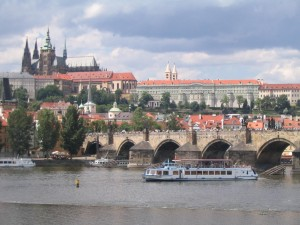Prague, Charles Bridge Photo Ed Sluimer 2007