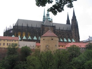 Prague Castle Photo Ed Sluimer 2007