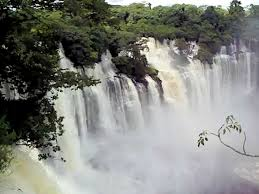 Kalandula Falls Photo Internet