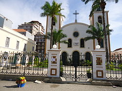 Luanda Cathedral Photo Internet