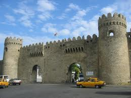 Baku Walled City Photo Internet