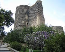 Baku Maiden Tower Photo Internet
