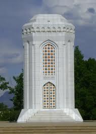 Nakhchivan Mausoleum Photo Internet