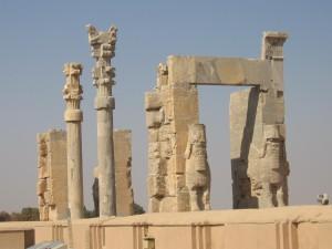 Persepolis Photo Mijntje Dekker 2008