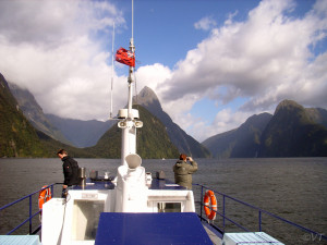 Milford Sounds Photo Vincent Tepas
