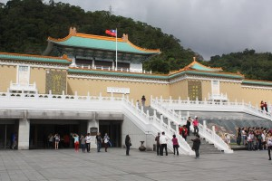 Taipei, National Palace Museum Photo Ed Sluimer 2015