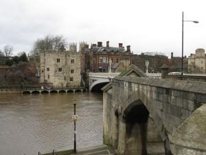 York, Medieval Walls Photo Hedwig Blommestein