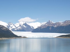 Glacier Porito Moreno Photo Hennie Sluimer 2009