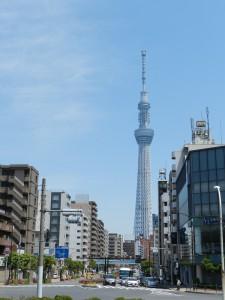 Tokyo Skytree Photo Hennie Sluimer 2014