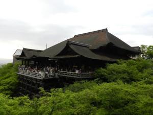 Kyoto, Kiyomizu-dera Photo Hennie Sluimer 2014