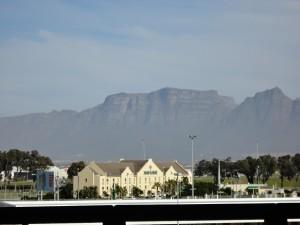 Cape Town, Table Mountain Photo Hennie Sluimer 2011