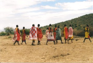 Masai Photo Hennie Sluimer 2004