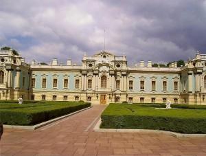 Kiev, Maryinski Palace Photo Hedwig Blommestein