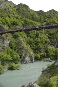 Kawarau Suspension Bridge Photo Jelle van der Schaaf 2005