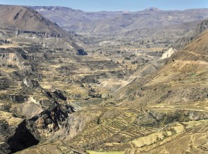 Colca Canyon Photo Hennie Sluimer 2005