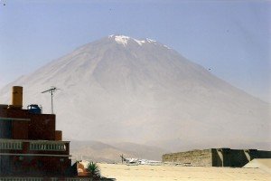 El Misti Mountain Photo Hennie Sluimer 2005
