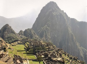 Machu Picchu Photo Hennie Sluimer 2005