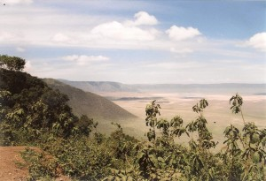 Ngorongoro NP Photo Hennie Sluimer 2004