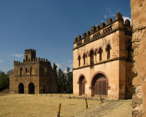 Gondar, Old Library Photo Vincent Tepas 2011