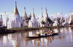 Inle Lake Photo Vincent Tepas 2004