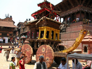 Bhaktapur Photo Vincent Tepas 1999