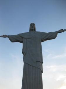 Rio de Janeiro, Christ the Redeemer Photo Guido Sluimer 2011