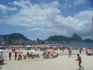 Rio de Janeiro, Copacabana Photo Hennie Sluimer 2009
