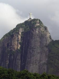 Rio de Janeiro, Corcovado Photo Hennie Sluimer 2009