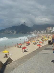 Rio de Janeiro, Ipanema Photo Hennie Sluimer 2009