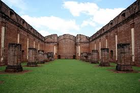 Ruins of Jesus de Tavarangue Photo Internet