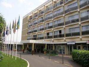 Kigali Hotel Des Mille Collines (Hotel Rwanda) Photo Hennie Sluimer 2008