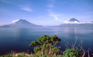 Lake Atitlan Photo Vincent Tepas 2001
