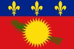 Guadeloupe vlag