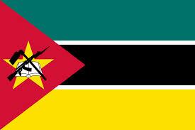 Mozambique vlag