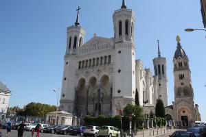 Lyon Basilique Notre Dame de Fourviere Photo Ed Sluimer 2015