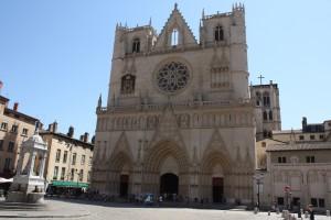Lyon St. Jean Cathedral Photo Ed Sluimer 2015