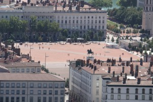 Lyon Bellecour Square Photo Ed Sluimer 2015