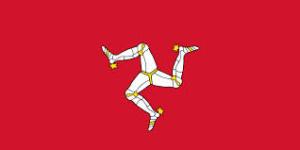 Isle of Man vlag