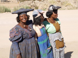 Herero Woman Photo Hennie Sluimer 2011