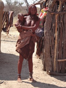 Himba Woman Photo Hennie Sluimer 2011
