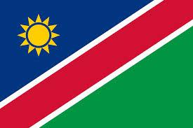 Namibia vlag