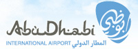 Abu Dhabi airport logo