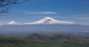 Mt Ararat and Little Mt Ararat Photo Vincent Tepas 2013