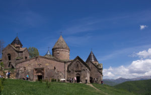 Goshavank Monastery Photo Vincent Tepas 2013
