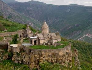 Tatev Monastery Photo Vincent Tepas 2013